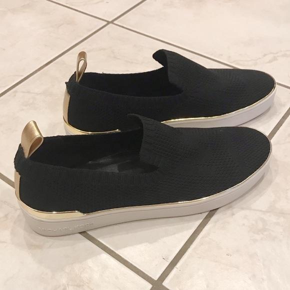 1a354a9a6986 BRAND NEW Michael Kors Skyler Slip On Sneaker. M 5c474ece4773681de178571b